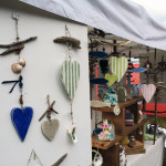 Festival crafts and shopping