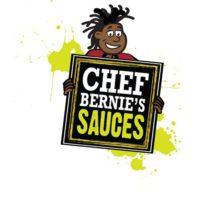 Chef Bernie Logo (Transparent)