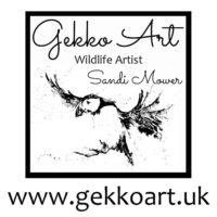 Gekko Art Logo