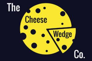 The Cheese Wedge Logo